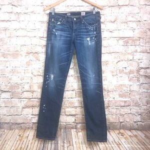 Ag Adriano Goldschmied Jeans - AG Adriano Goldschmied Stilt Cigarette Jeans